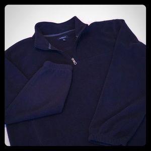 Men's fleece like pullover
